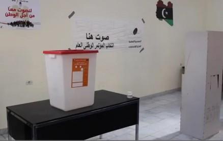 Elections en Libye